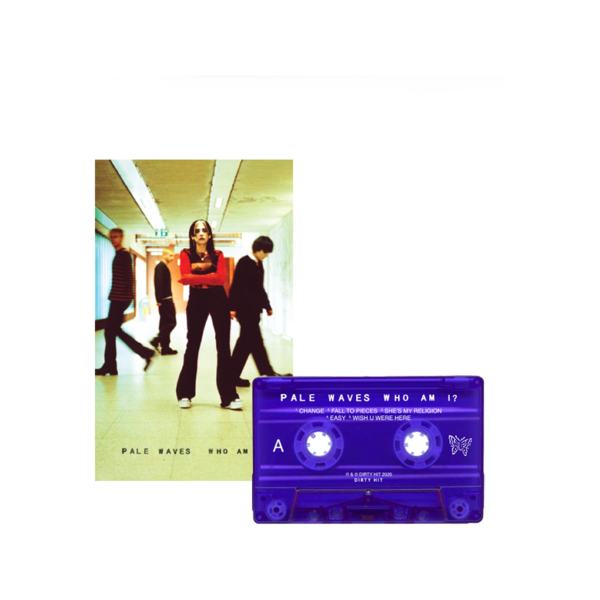 Pale Waves: Who Am I? - Limited Purple Cassette