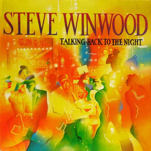 Steve Winwood: Talking Back To The Night