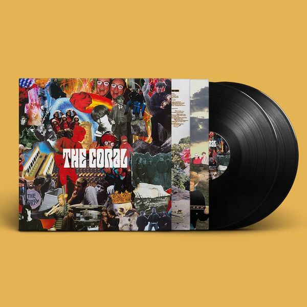 The Coral: The Coral: 20th Anniversary Black Vinyl