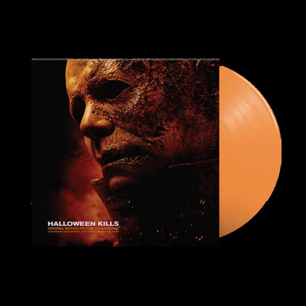 John Carpenter, Cody Carpenter and Daniel Davies : Halloween Kills: Original Motion Picture Soundtrack: Limited Edition Orange Vinyl