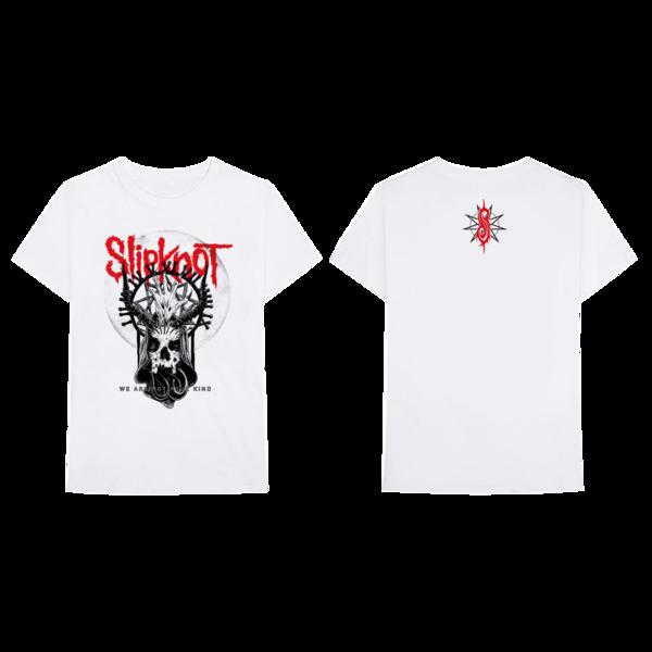Slipknot: WANYK Skull Moon Tshirt