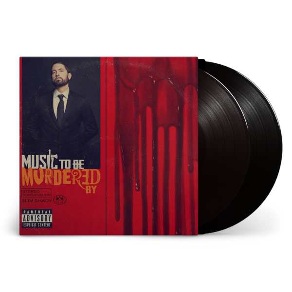 Eminem: Music To Be Murdered By (Standard) Double LP