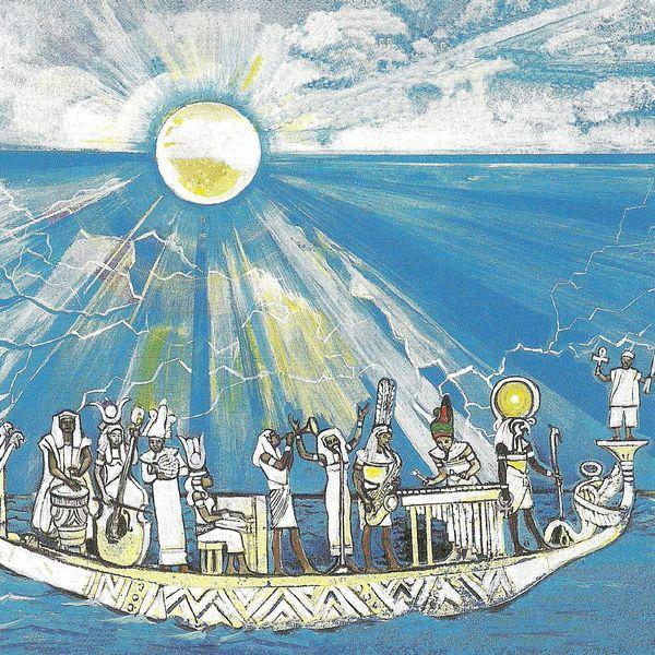 Lon Moshe & Southern Freedom Arkestra: Love Is Where The Spirit Lies