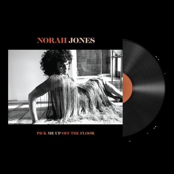 Norah Jones: Pick Me Up Off The Floor LP
