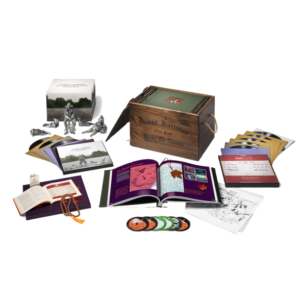 George Harrison: All Things Must Pass: Exclusive Uber Deluxe Box Set