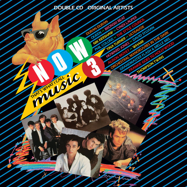 Various Artists: NOW That's What I Call Music! 3 (2CD)