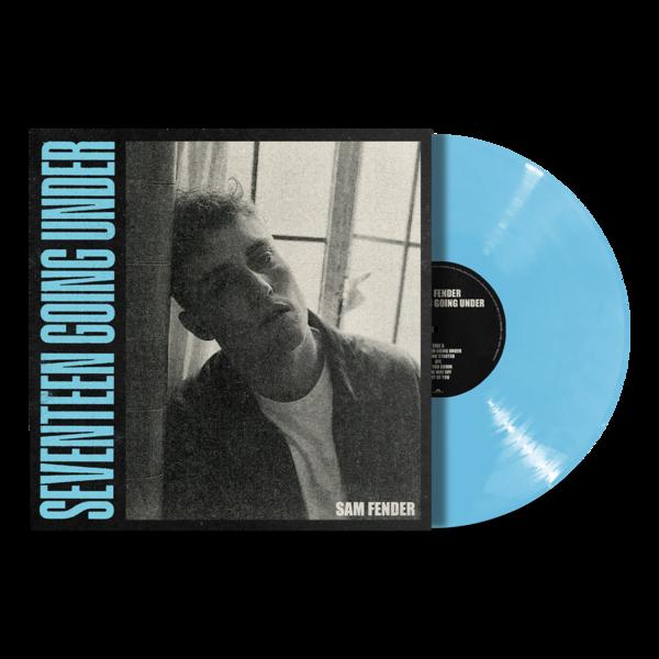 Sam Fender: Seventeen Going Under: Limited Edition Baby Blue Vinyl LP