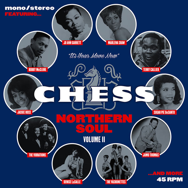 Various Artists: Chess Northern Soul Volume II