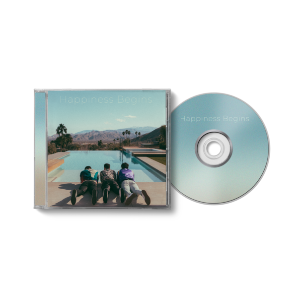 Jonas Brothers: Happiness Begins CD