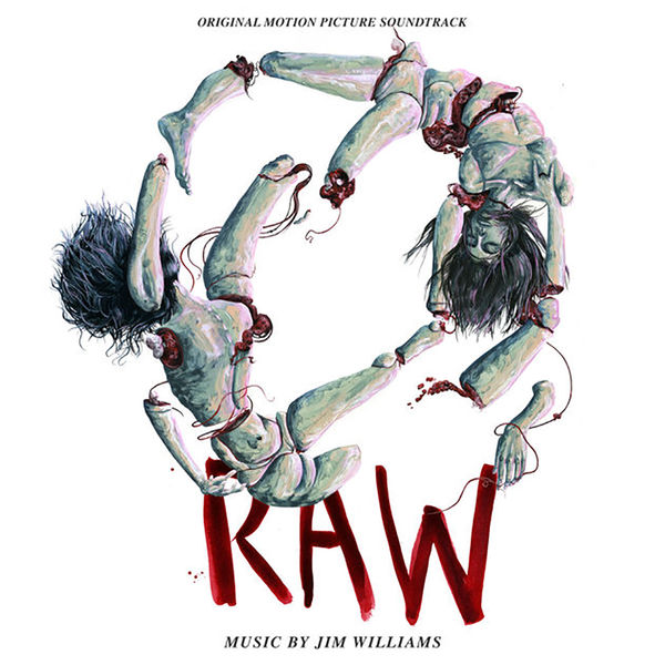 Jim Williams: Raw Original Motion Picture Soundtrack by Jim Williams