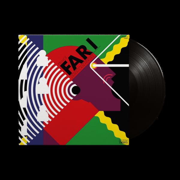 PRINCE FAR I: Jamaican Heroes: Black Vinyl LP