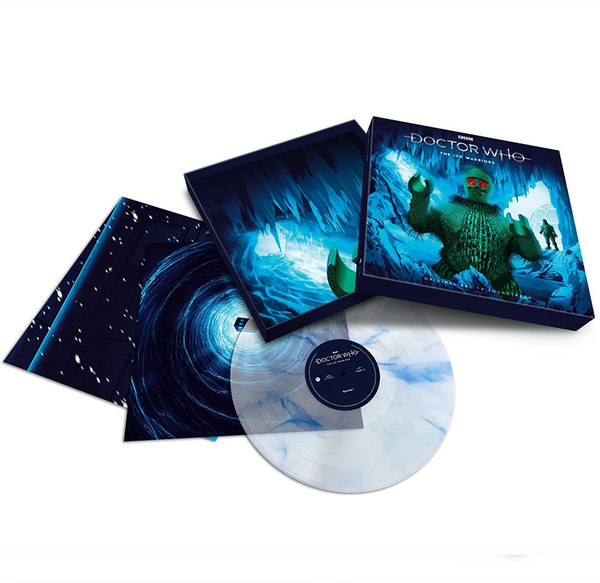 Doctor Who: Doctor Who - The Ice Warriors: Limited Edition Coloured Vinyl