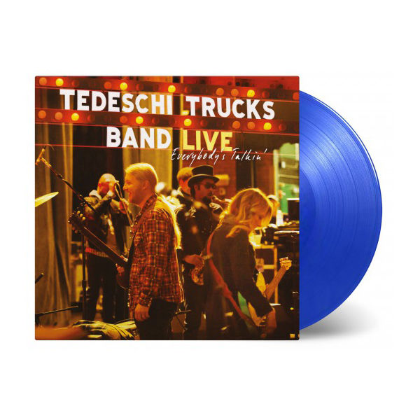 Tedeschi Trucks Band: Everybody's Talkin': Limited Edition Blue Triple Vinyl