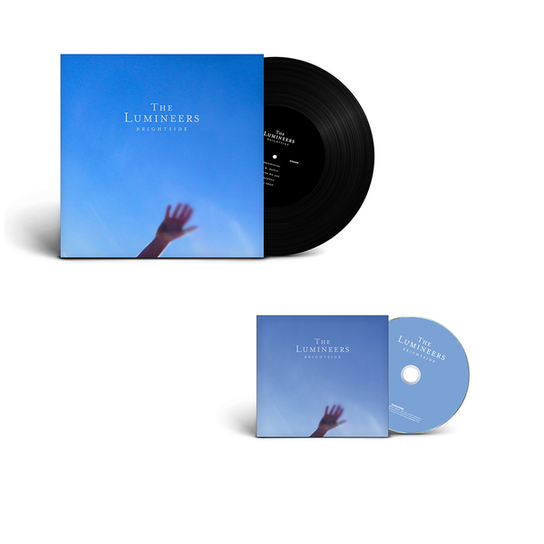 The Lumineers: Brightside: Standard Vinyl & Signed CD