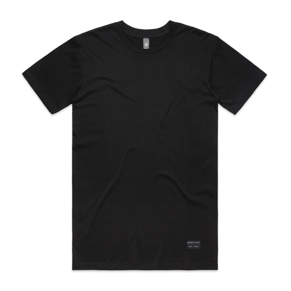 Dirty Hit: Ltd. Edition Patch Tee (Black)