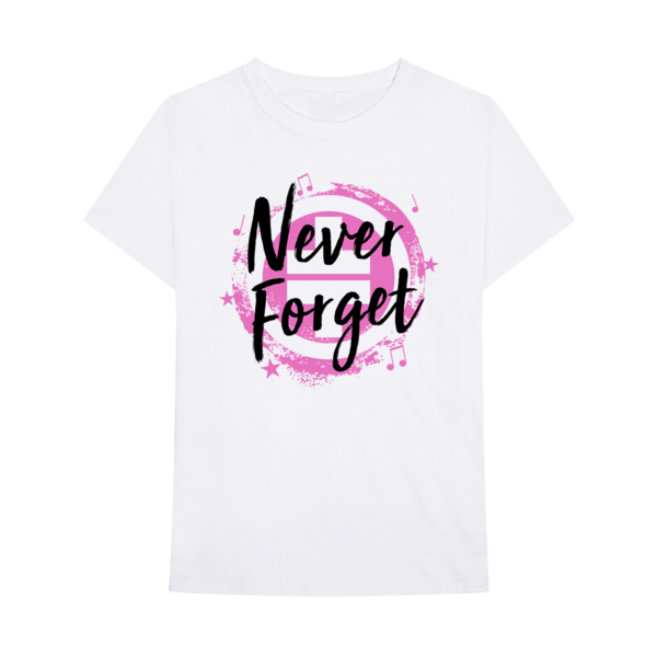 Take That: Never Forget Tee
