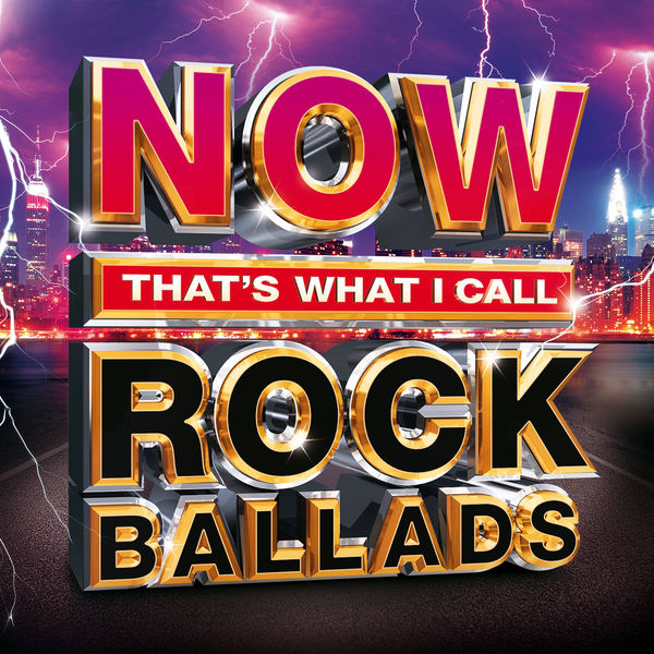 Various Artists: NOW That's What I Call Rock Ballads