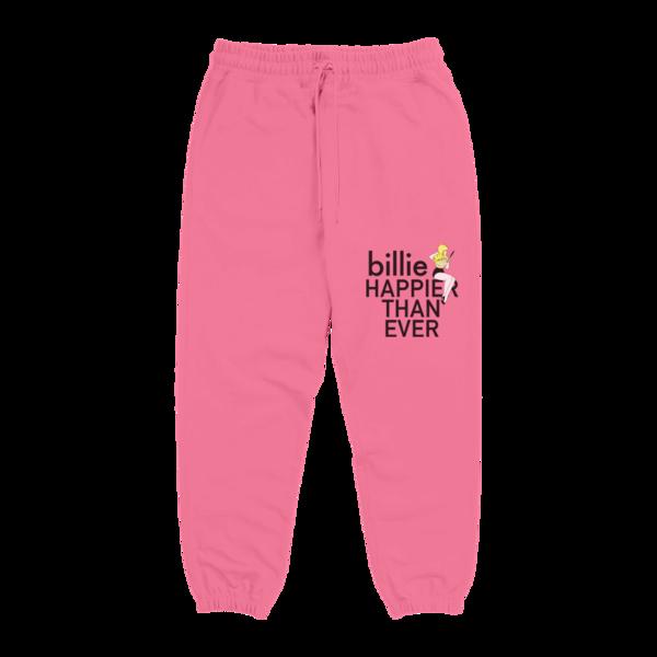 Billie Eilish: Pretty Boy Sweatpants