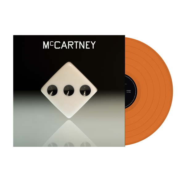 Paul McCartney: McCartney III - uDiscover Exclusive Orange Vinyl