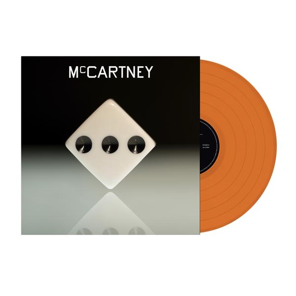 Paul McCartney: McCartney III - uDiscover Exclusive Orange Vinyl
