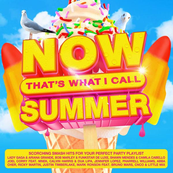Various Artists: NOW That's What I Call Summer (4CD)