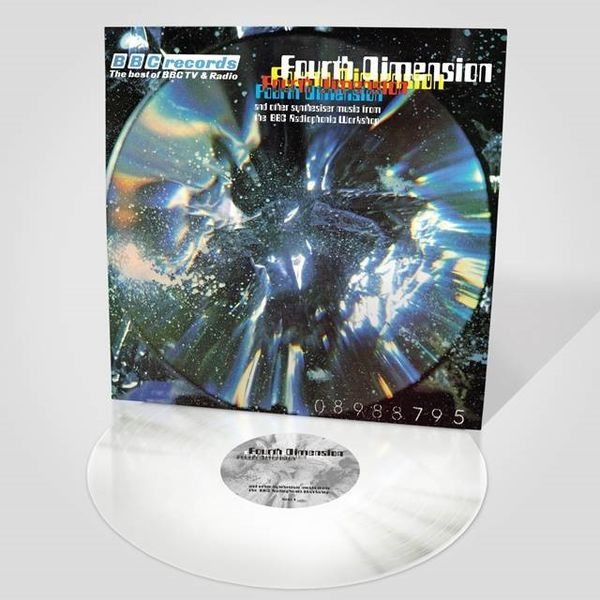 The Radiophonic Workshop: Fourth Dimension: Limited Edition White Vinyl