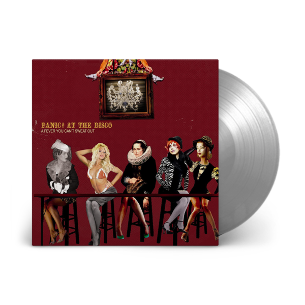 Panic! At The Disco: A Fever You Can't Sweat Out: Limited Edition Silver Vinyl