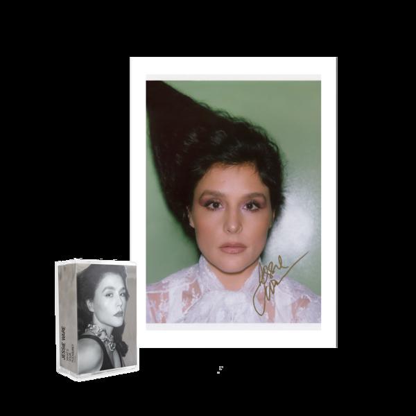 Jessie Ware: Double Cassette & Signed Print