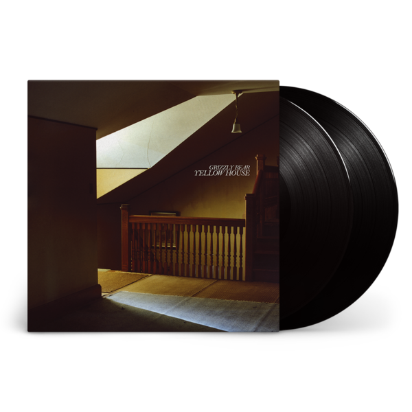 Grizzly Bear: Yellow House: 15th Anniversary Edition Vinyl 2LP