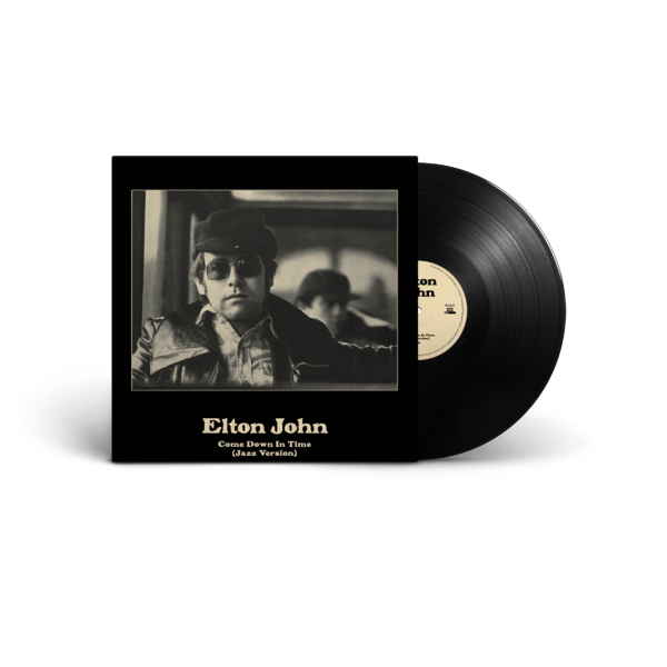 "Elton John: Come Down In Time (Jazz Version): Exclusive – 10"" Vinyl"