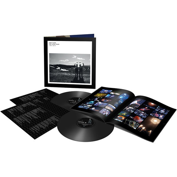 Pink Floyd: The Later Years 1987 - 2019: Deluxe Vinyl