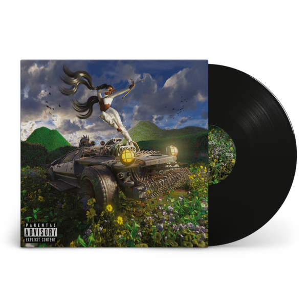 Tkay Maidza: Last Year Was Weird Vol. 3: Vinyl LP