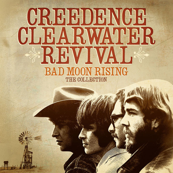 Creedence Clearwater Revival : Bad Moon Rising: The Collection