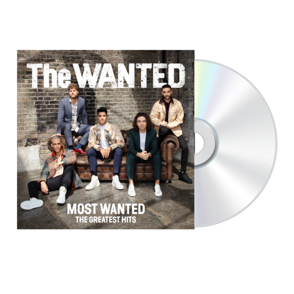 The Wanted: Most Wanted: The Greatest Hits CD