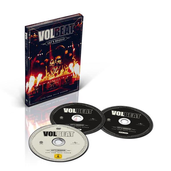 Volbeat: Let's Boogie! LTD. 2CD + DVD
