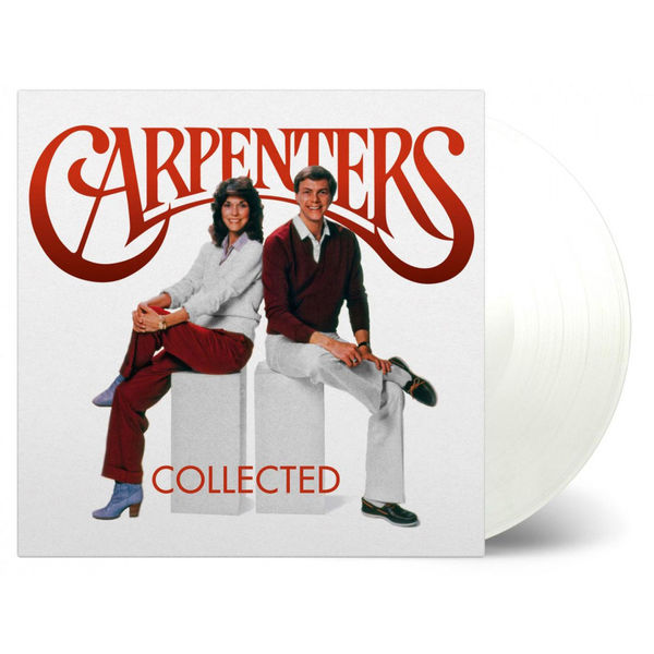 The Carpenters: Collected: White Numbered Vinyl