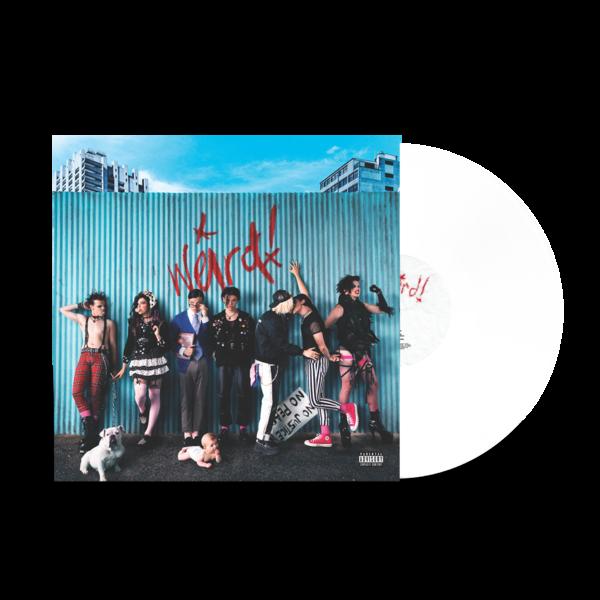 Yungblud: Weird! Standard White Vinyl