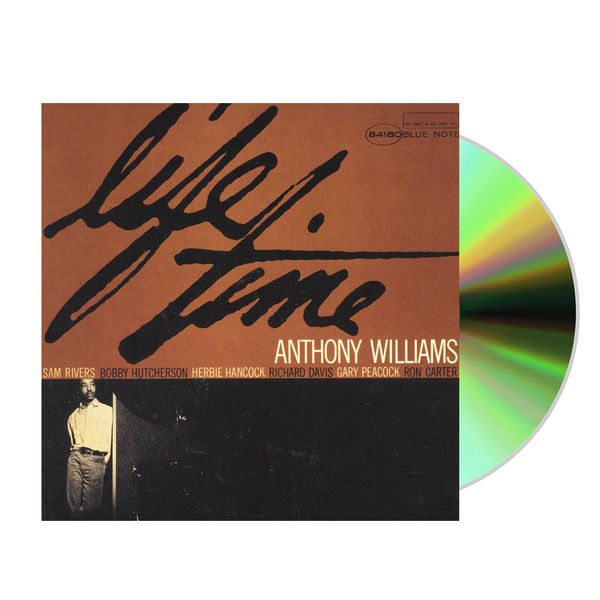 Tony Williams: Life Time (The Rudy Van Gelder Edition)