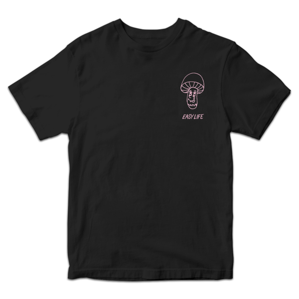 Easy Life: SEE YOU LATER MAYBE NEVER BLACK TEE