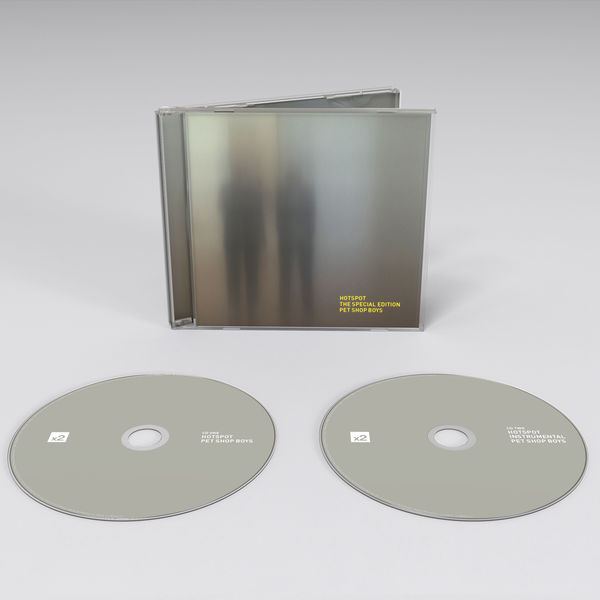 Pet Shop Boys: Hotspot 2CD