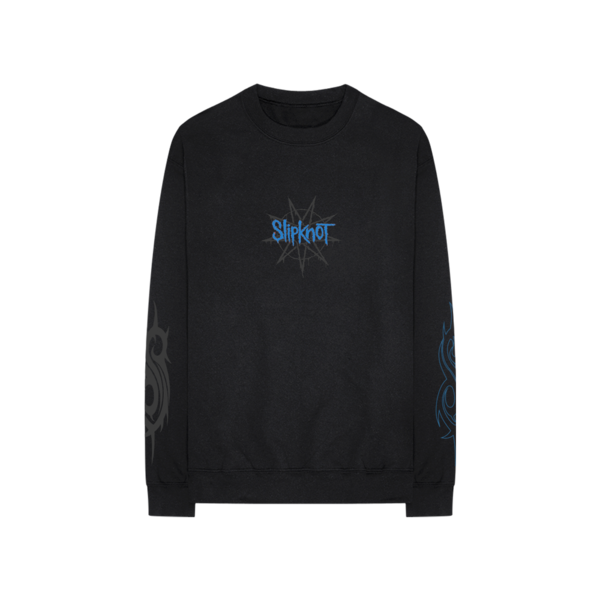 Slipknot: 9 Point Star Crewneck Sweatshirt