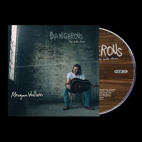 Morgan Wallen: Dangerous: The Double Album / 2CD