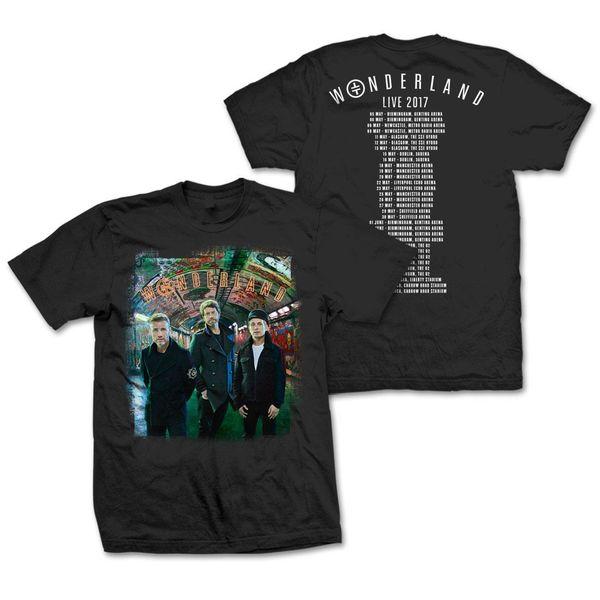 takethat: Wonderland Tunnel T-Shirt