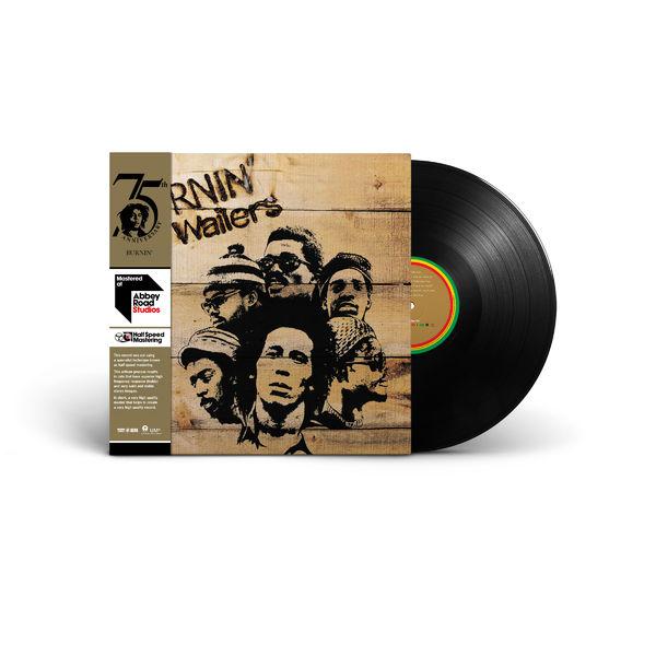 Bob Marley and The Wailers: Burnin': Limited Edition Half-Speed Master