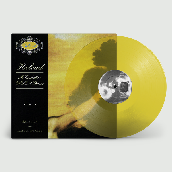 Reload (Global Communication): A Collection of Short Stories: Limited Edition Translucent Yellow Vinyl