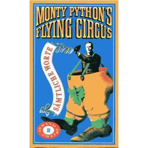 Monty Python: Monty Python's Flying Circus Sӓmatliche Worte Vol. 2 (hardback) - German