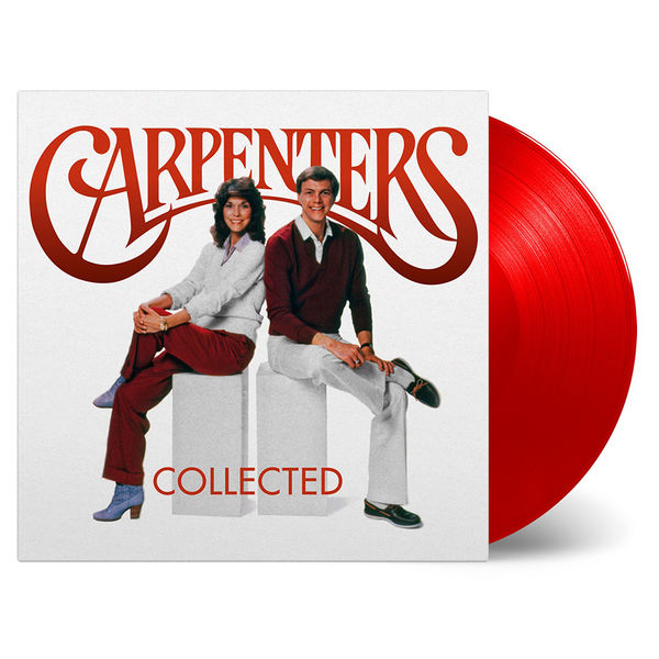 The Carpenters: Collected: Limited Edition Red Vinyl