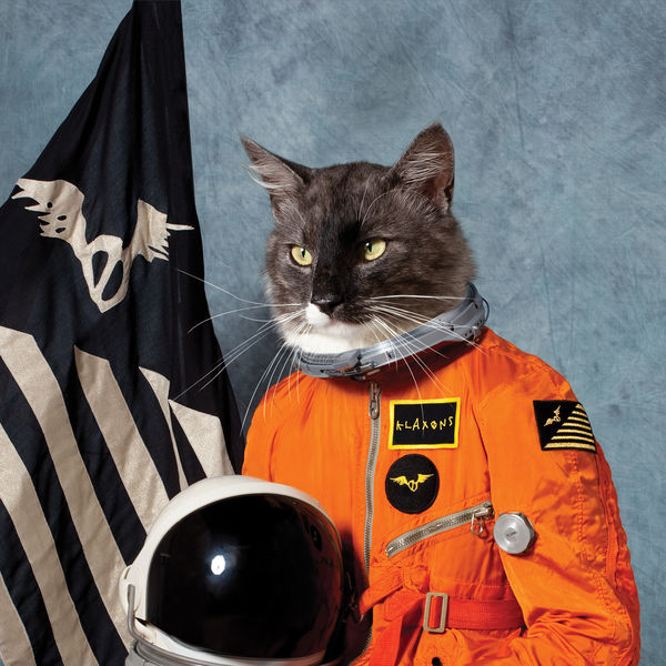 Klaxons: Surfing The Void: Limited Edition Orange Vinyl RSD 2020