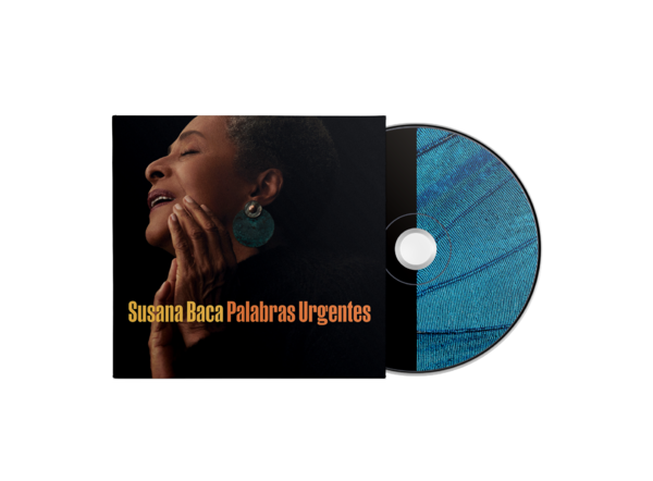 Susana Baca: Palabras Urgentes: CD