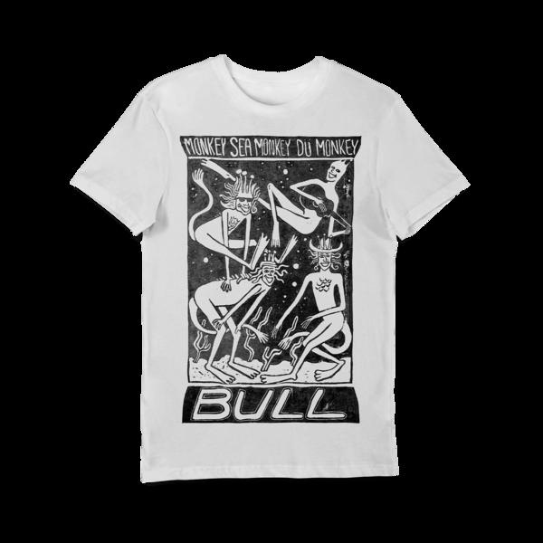 Bull: Monkey Sea Monkey Dü Monkey' T-Shirt